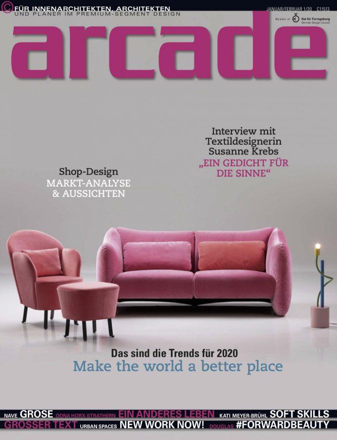 PRESS RELEASE: ARCADE
