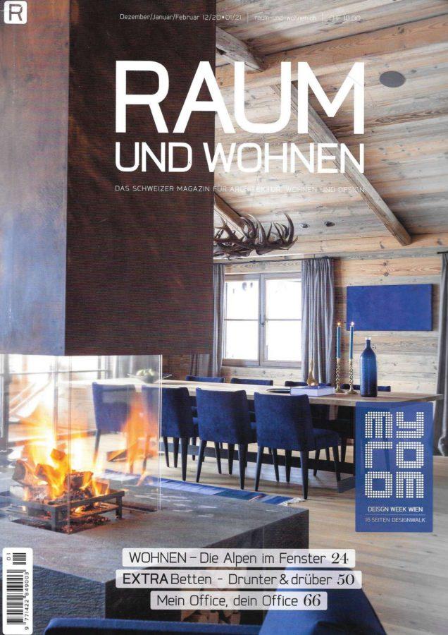 PRESS RELEASE: RAUM UND WOHNEN
